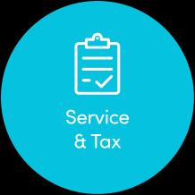 Service & Tax